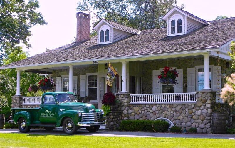 Canandaigua Cobblestone Cottage